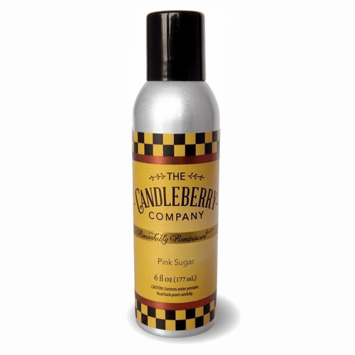 Pink Sugar 6 oz. Room Spray  by Candleberry