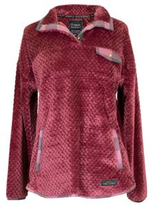 Plum Simply Soft Pullover by Simply Southern