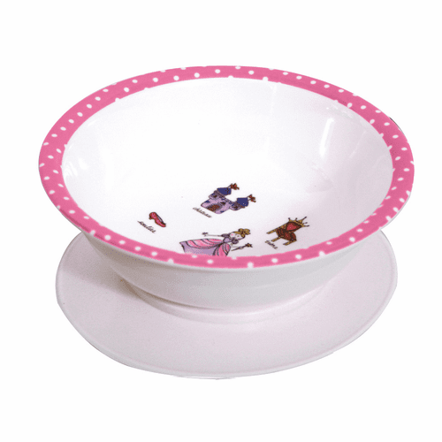 Princess Suction Bowl by Baby Cie