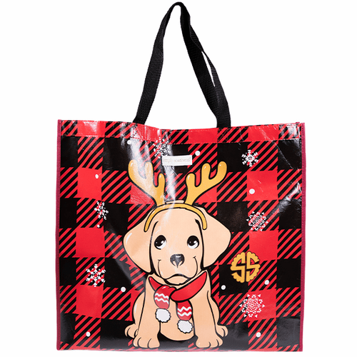 Puppy Shopper Ecotote by Simply Southern