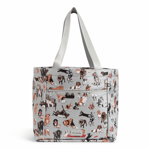 ReActive Drawstring Family Tote Best in Show by Vera Bradley