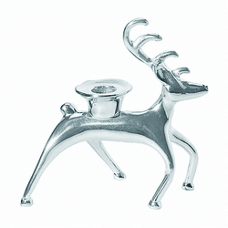 Reindeer Candle Holder by Mariposa