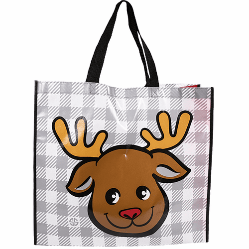 Reindeer Shopper Ecotote by Simply Southern