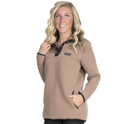 Ribbed Pullover by Simply Southern