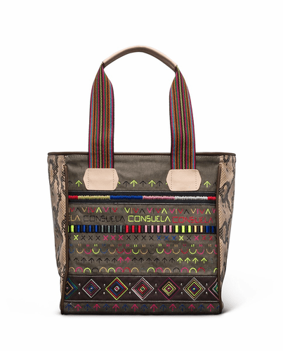 Ryan Classic Tote by Consuela