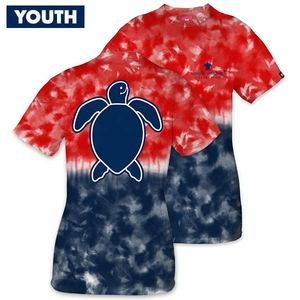 Save the Turtles Logo America YOUTH Short Sleeve Tee by Simply Southern