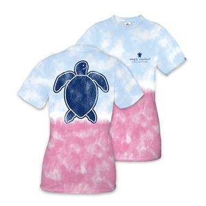 Save the Turtles Logo Icepop Short Sleeve Tee by Simply Southern