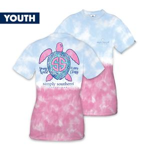 Save the Turtles Logo Icepop YOUTH Short Sleeve Tee by Simply Southern