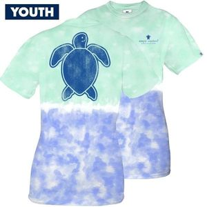 Save the Turtles Logo Island YOUTH Short Sleeve Tee by Simply Southern