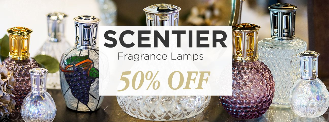 Shop Scentier Fragrance Lamps Low Price Guarantee