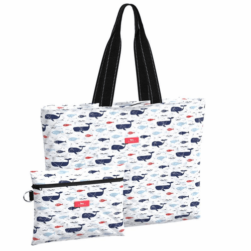 Scout Bags Plus 1 All is Whale