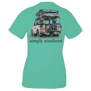 Sea Duck Lab Unisex Short Sleeve Tee by Simply Southern