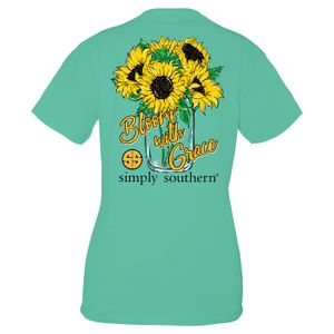 Sea Grace Short Sleeve Tee by Simply Southern