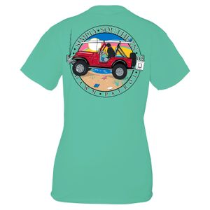 Sea Patrol Short Sleeve Tee by Simply Southern