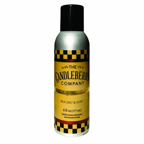 Sea Salt & Surf 6 oz. Room Spray  by Candleberry