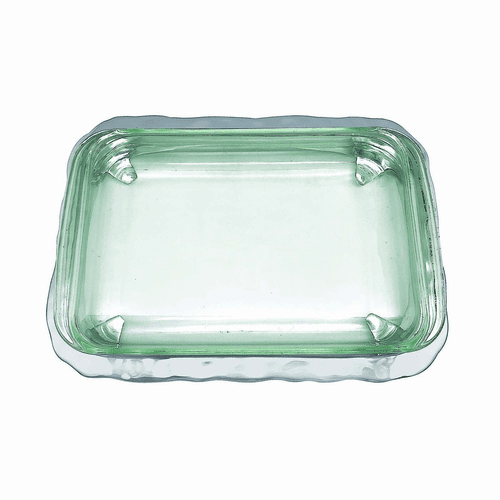 Shimmer Oblong Casserole Caddy with 3-Quart Pyrex Insert by Mariposa