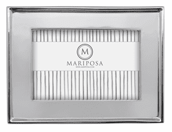 Signature 4x6 Engravable Frame by Mariposa