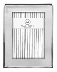 Signature 5x7 Engravable Frame by Mariposa