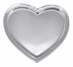 Signature Heart Statement Tray by Mariposa