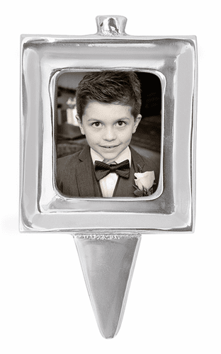 Signature Photo Candle Holder by Mariposa