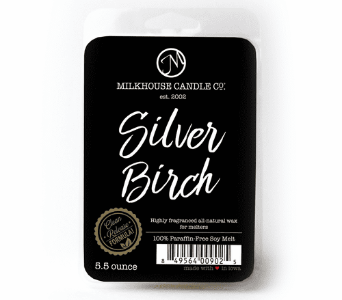 Silver Birch 5.5 oz. Fragrance Melt by Milkhouse Candle Creamery