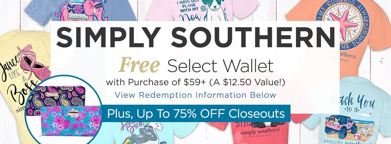 Simply Southern Closeouts & Overstocks