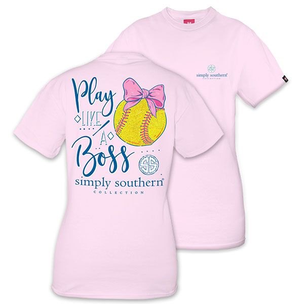 Simply Southern Tees Small Play Like A
