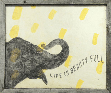 Smart Elephant Art Print Collection by Sugarboo Designs