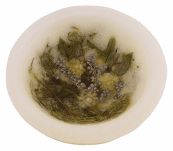 Sparkling Herbs DeoEssence Vessel by Habersham Candle Co.