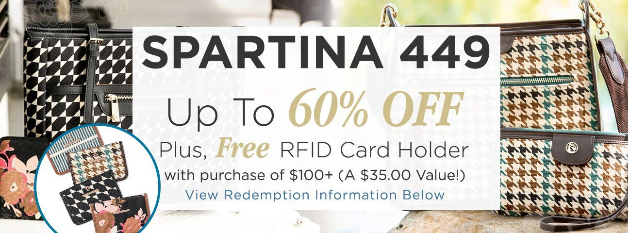 RFID Card Holder by Spartina 449