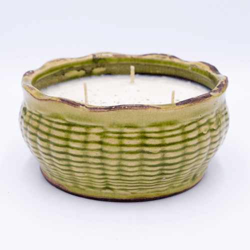 Spicy Cinnamon Hot Toddy French Farmhouse Bowl Swan Creek Candle