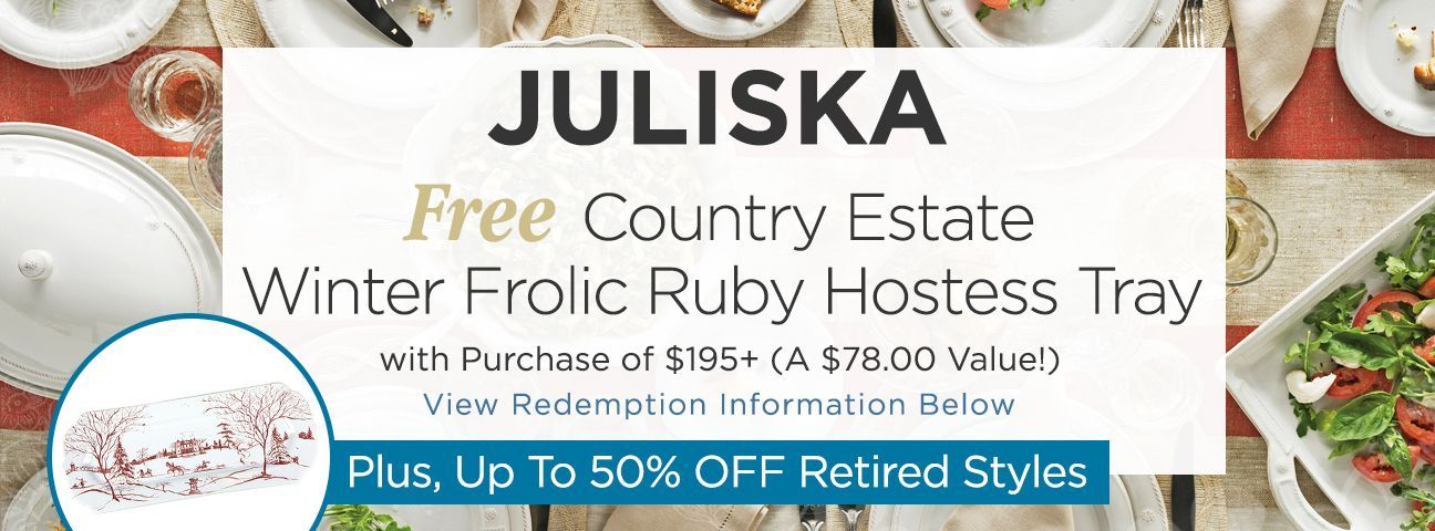 Fall 2019 Release by Juliska