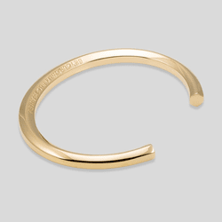 Stella Valle Hexagon Gold Bracelet