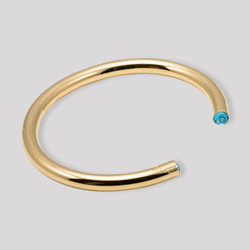 Stella Valle March Gold Bracelet
