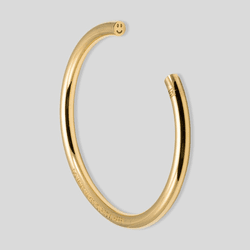 Stella Valle Smiley Face Gold Bracelet