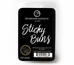Sticky Buns 5.5 oz. Fragrance Melt by Milkhouse Candle Creamery