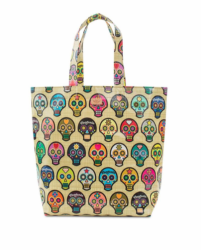 Sugar Skulls Legacy Basic Bag by Consuela