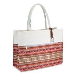 Summer Taste Beach Bag by UNO de 50