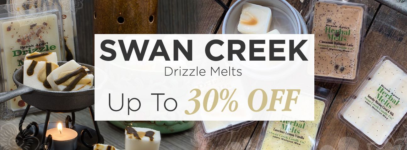 Swan Creek Drizzle Melts 5.25 oz.