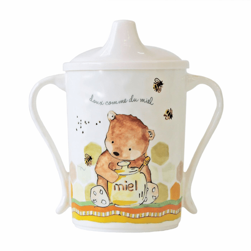 Sweet as Honey Sippy Cup by Baby Cie