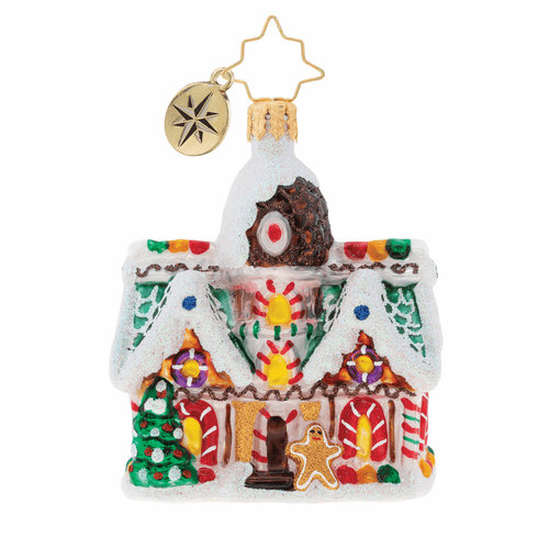 Pre-Order - Sweet Invitation Gem Ornament by Christopher Radko
