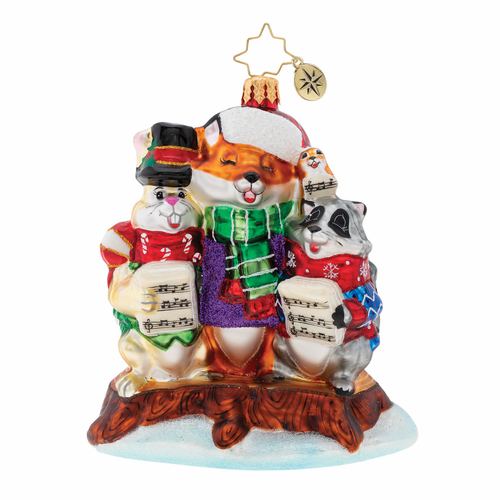 Sweet Songs of Christmas Ornament by Christopher Radko