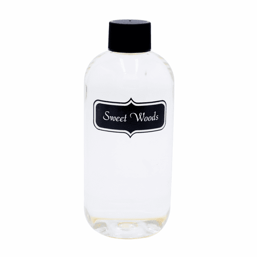 Sweet Woods Reed Diffuser Refill by Milkhouse Candle Creamery