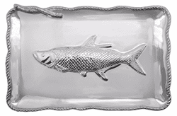 Tarpon Rectangular Tray by Mariposa