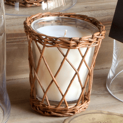 Tea Merchant Willow Candle by Park Hill Collection