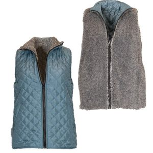 Reversible Vests by Simply Southern
