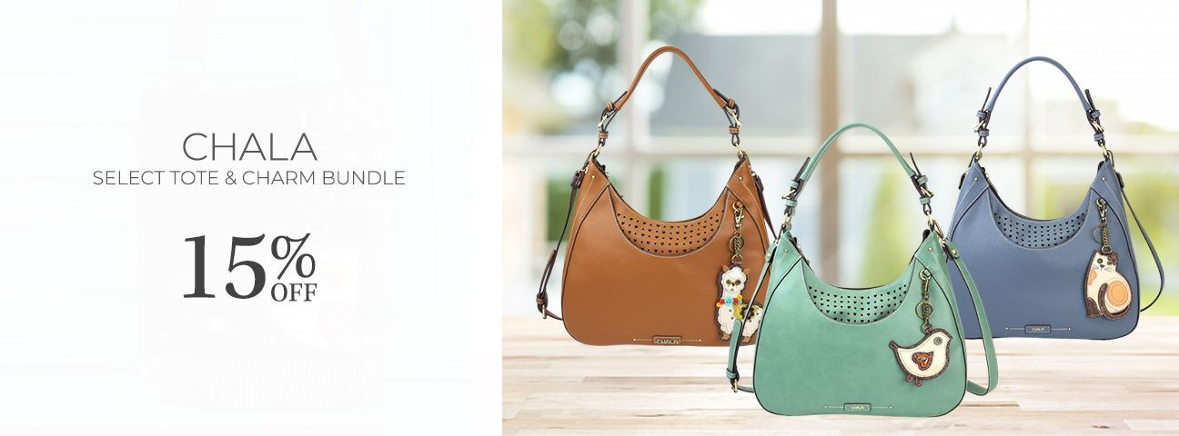Teal Sweet Hobo Totes by Chala
