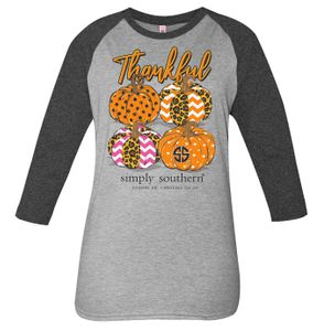 Thankful Pumpkins by Simply Southern