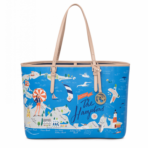 The Hamptons Tote by Spartina 449