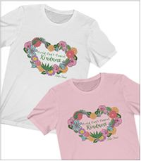 The Lamp Stand Kindness Tees